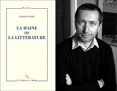 Sarkozy, Platon, même combat : haro sur la littérature par William Marx