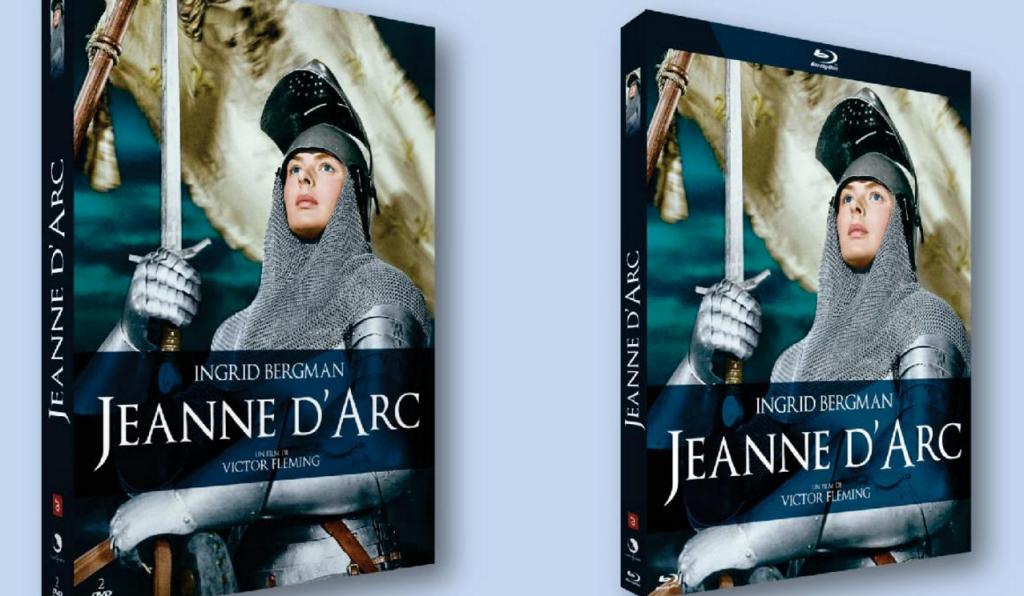 [Sortie DVD] Le « Jeanne d'Arc » de Victor Fleming restauré