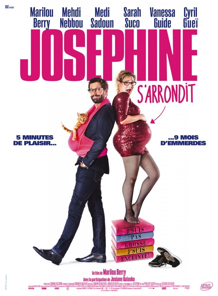 [Critique] « Joséphine s'arrondit » : Marilou Berry peine à dynamiter le film de grossesse