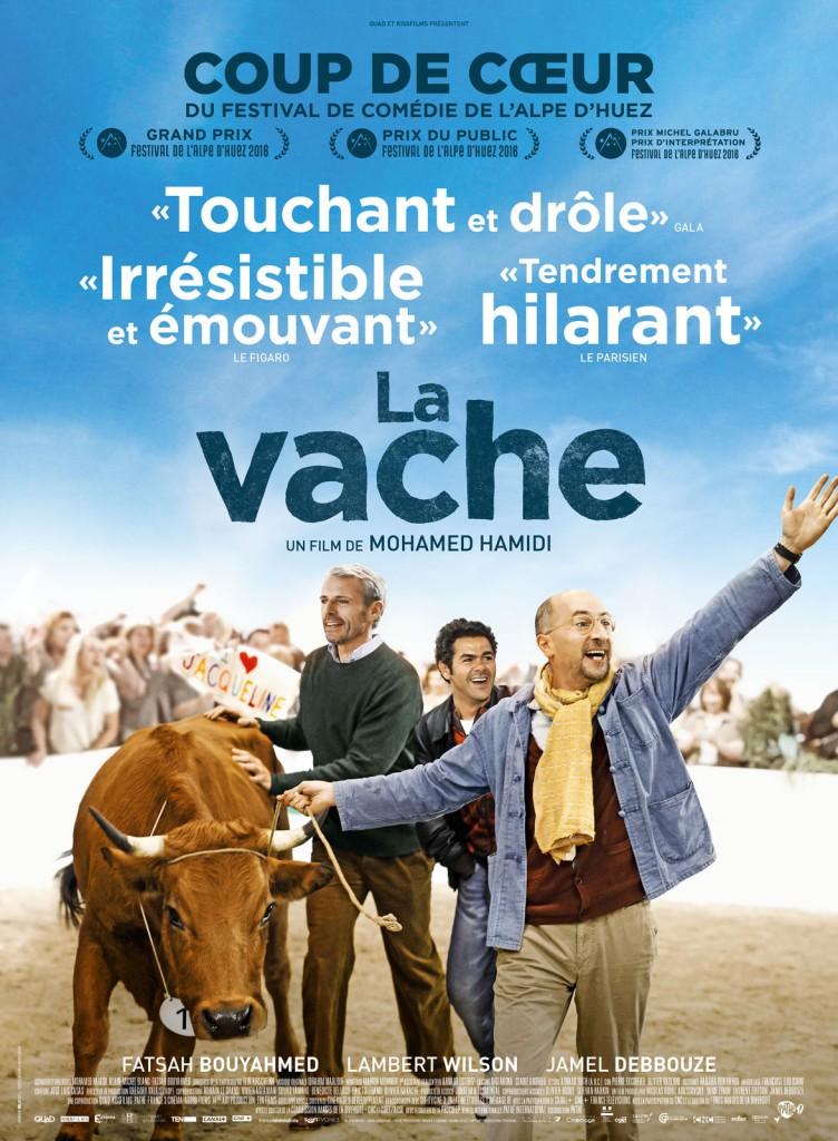 [Critique] « La Vache » : délice de comédie positive produite par Jamel Debouzze