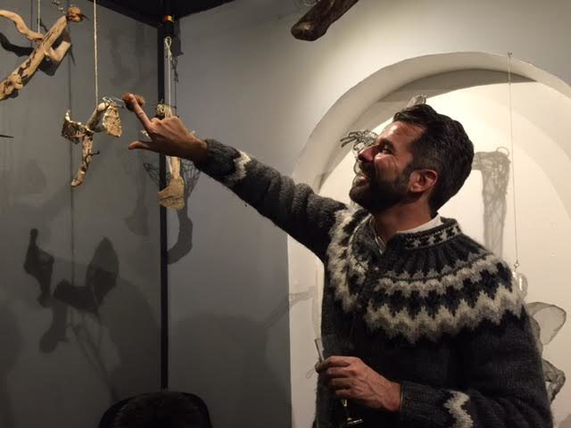 Le bestiaire de Nicolas Marang anime la Pijama Galerie