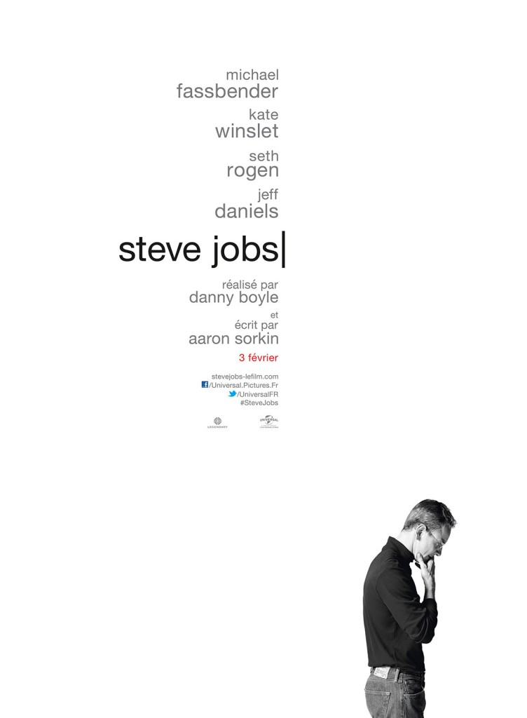 [Critique] « Steve Jobs » Thriller psychologique techniquement parfait de Danny Boyle