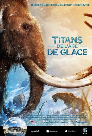 « Titans de l'Age de glace » : grand spectacle à La Géode