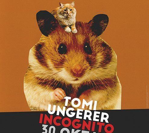 [Zurich] Le Kunsthaus propose de redécouvrir Tomi Ungerer «incognito»