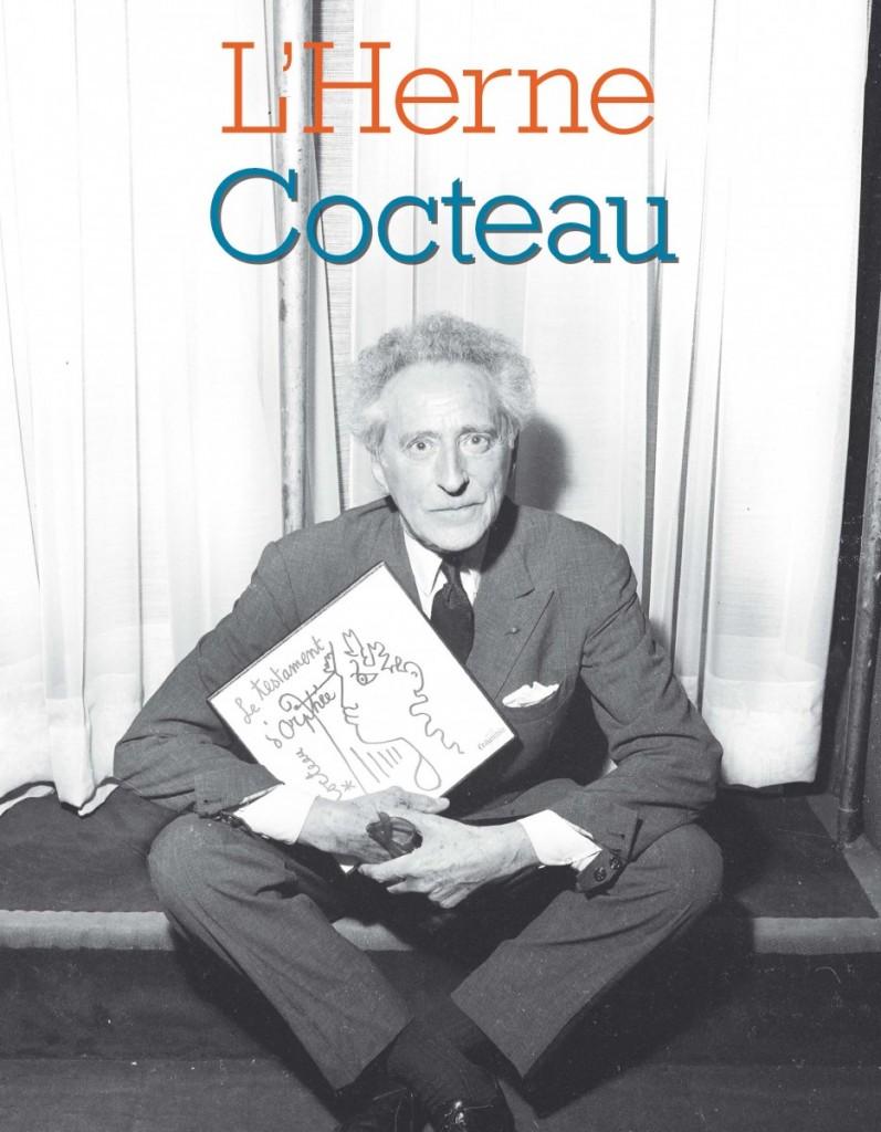 L'Herne consacre un «Cahier» à Jean Cocteau