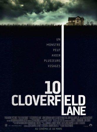 [Critique] « 10 Cloverfield Lane » escape game très joueur produit par J.J Abrams