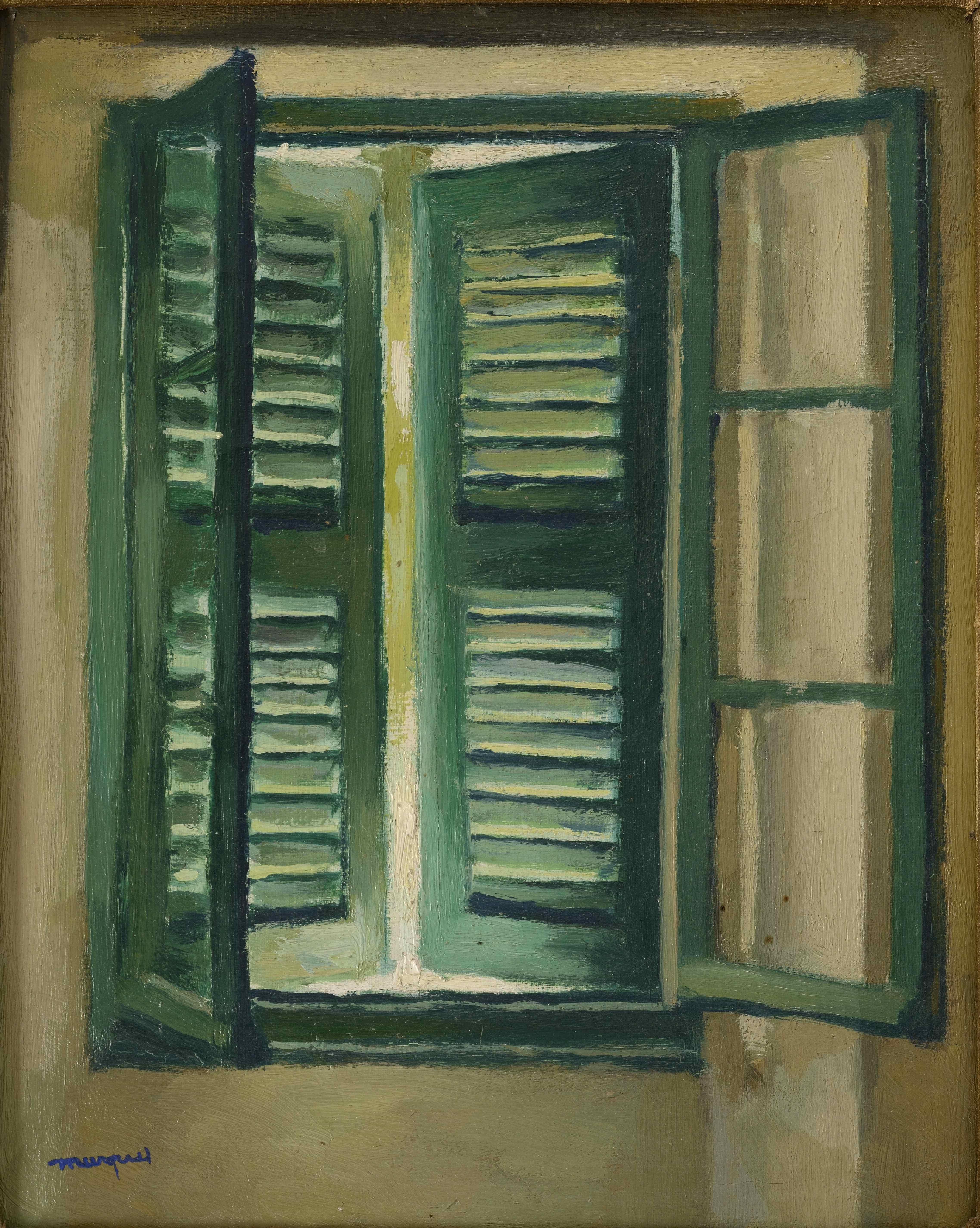 Albert Marquet au Musée d'Art moderne : le spleen en peinture - Toutelaculture