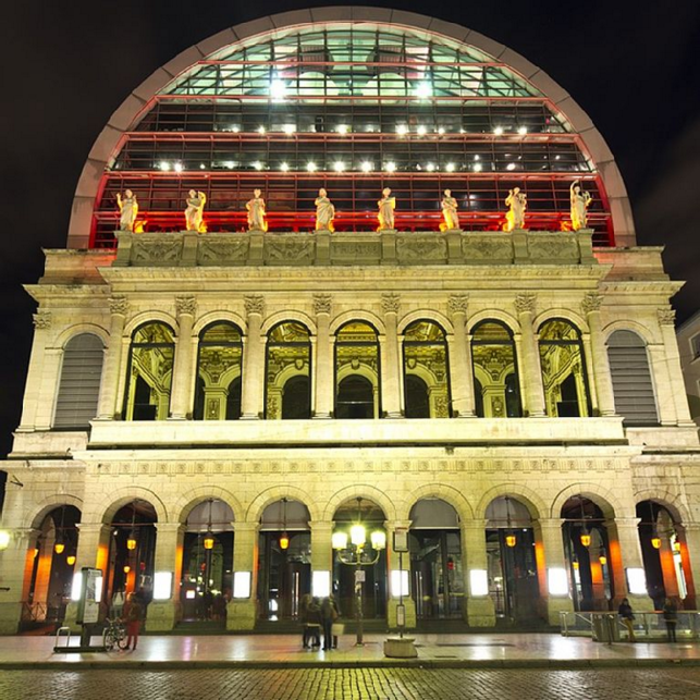 Opéra de Lyon : la saison nouvelle 2016-2017 est annoncée!