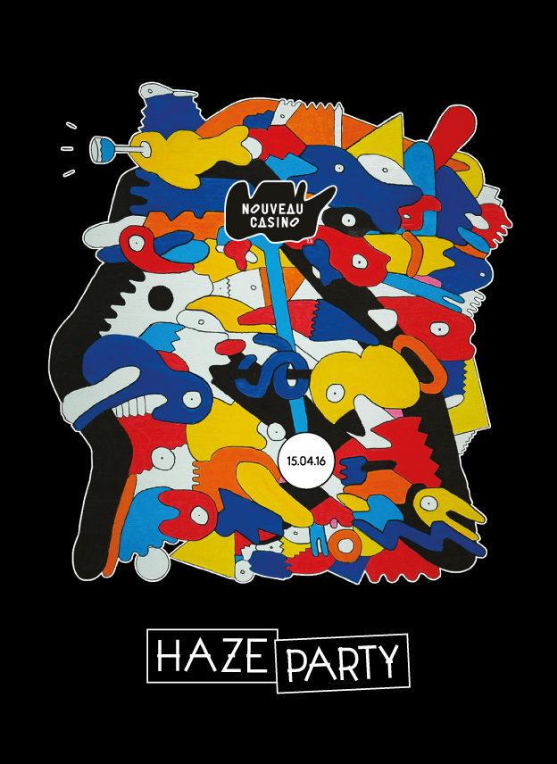 Gagnez 2×2 place pour la Haze Party