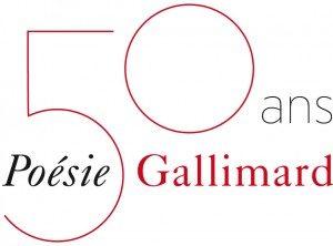 « Poésie/Gallimard » fête en 2016 son 50e anniversaire!