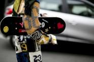 Skate board custom