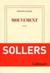 Philippe Sollers MOUVEMENT roman