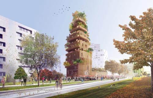 Une ferme urbaine à Paris ?