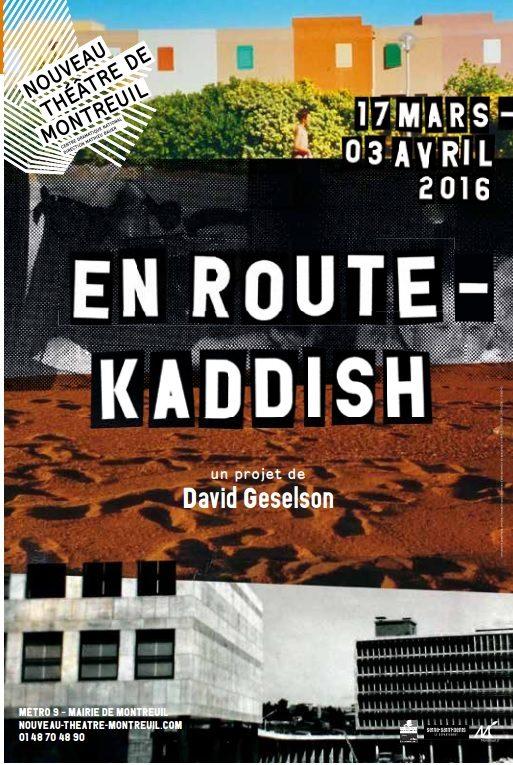 «EN ROUTE-KADDISH» de DAVID GESELSON