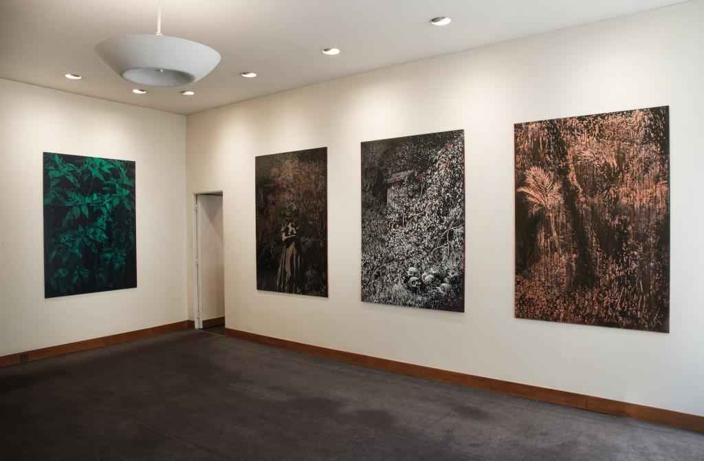 """[INTERVIEW]: Pierre Roy-camille: """"Mes peintures sont une volonté de retranscrire des instants de mémoire"""""""