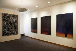 Vues de l'exposition. Photos Eric Alexandre. © Galerie Maeght, Paris