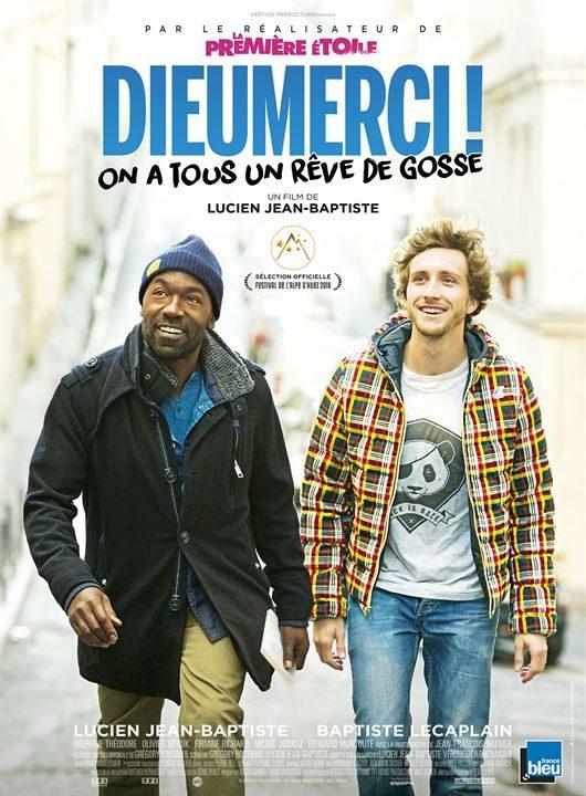 [Critique] « DieuMerci ! » nouvelle comédie inspirationnelle de Lucien Jean-Baptiste