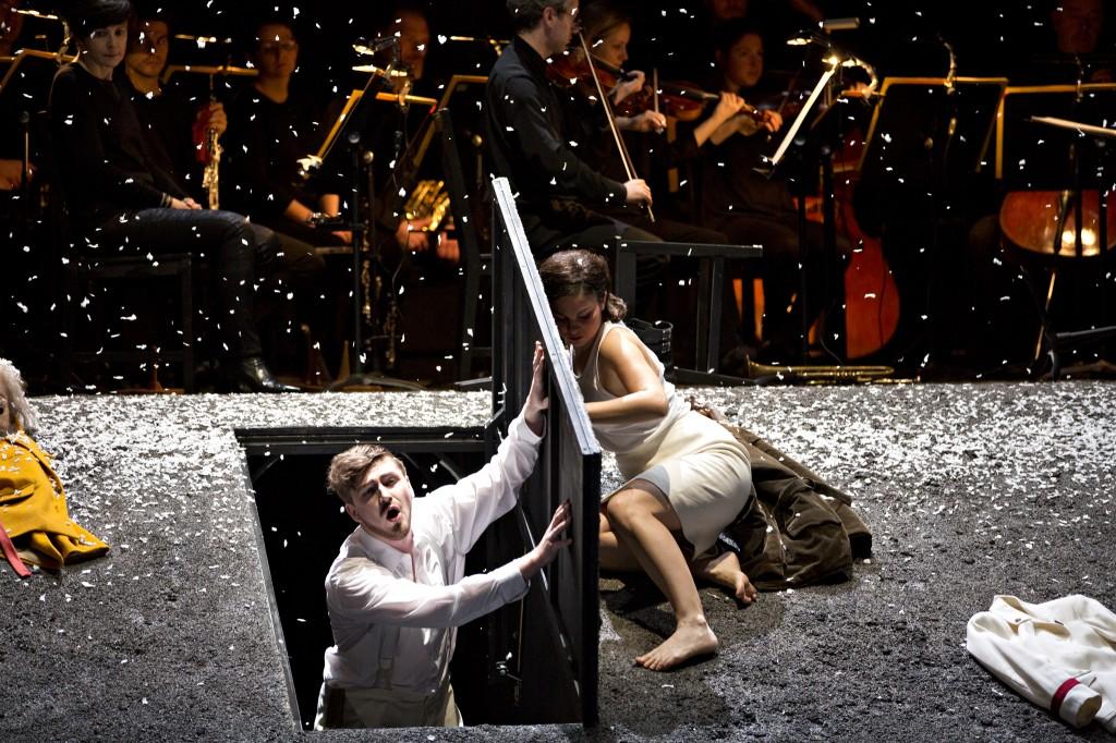 Reprise de l'Empereur d'Atlantis à l'Opéra de Lyon