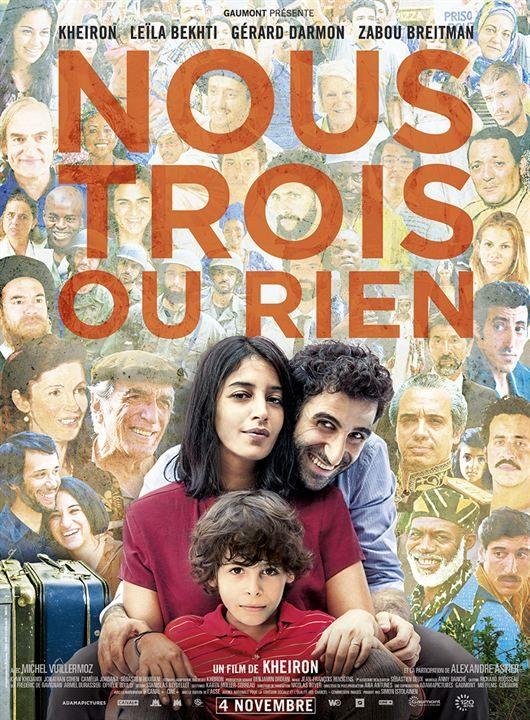 [Critique] DVD « Nous trois ou rien » Premier film coup-de-coeur de Kheiron