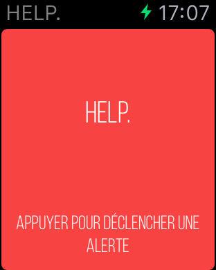 HELP ! L'appli pour appeler à l'aide en discrétion