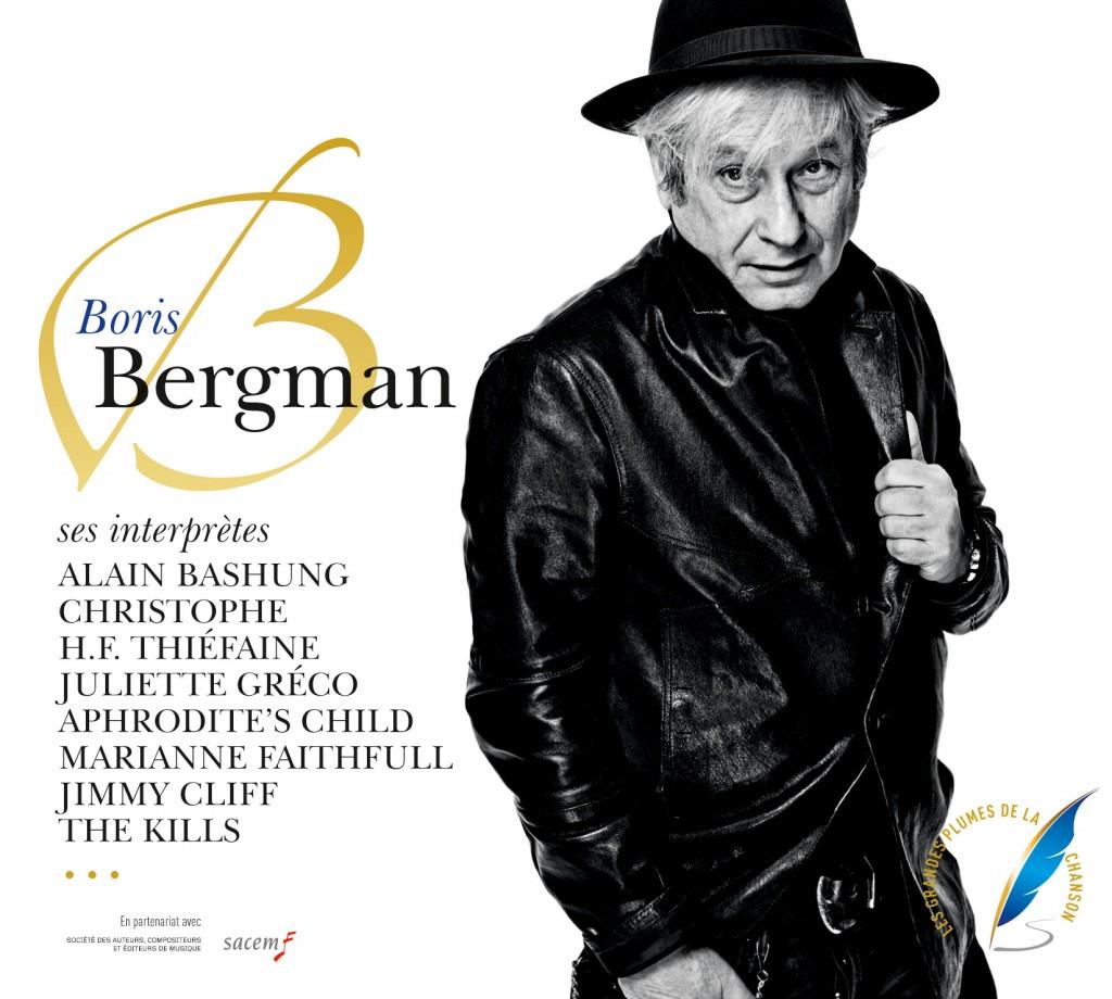 Gagnez 5 CDs de Boris Bergman