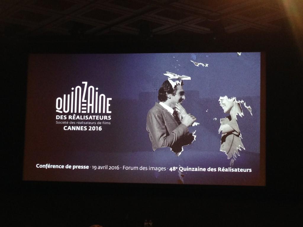 [Cannes 2016] Les sélections de la Quinzaine et de la Semaine dévoilées