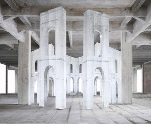 In Search of the First Line IV, Courtesy Noémie Goudal / Edel Assanti / Les filles du Calvaire