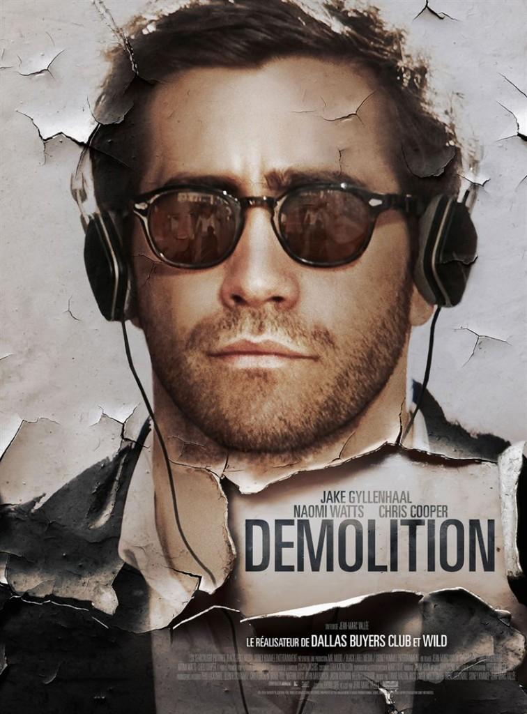 [Critique] « Demolition » Jack Gyllenhaal en résonnance parfaite avec Jean-Marc Vallée