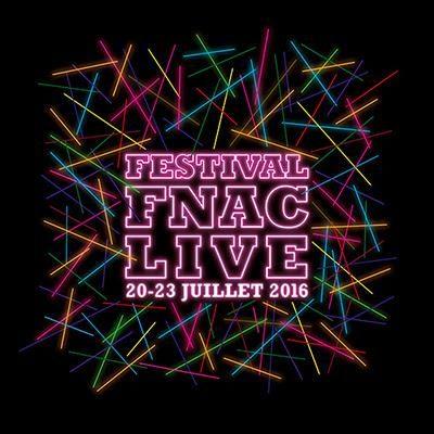 Festival Fnac Live 2016 : Les premiers artistes dévoilés !
