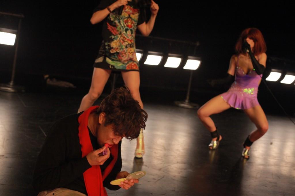 (M)imosa : Harrell, Chaignaud, Bengolea et Freitas back in the cabaret