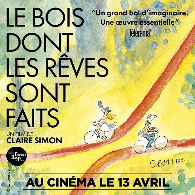 [Critique] «Le bois dont les rêves sont faits» : Vincennes par Claire Simon