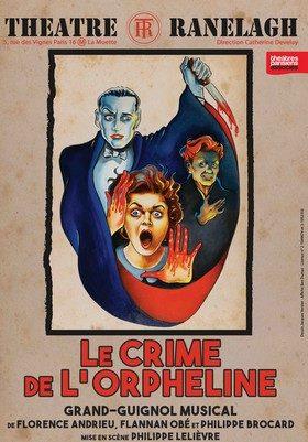«Le Crime de l'Orpheline» de Philippe Lelièvre au Ranelagh