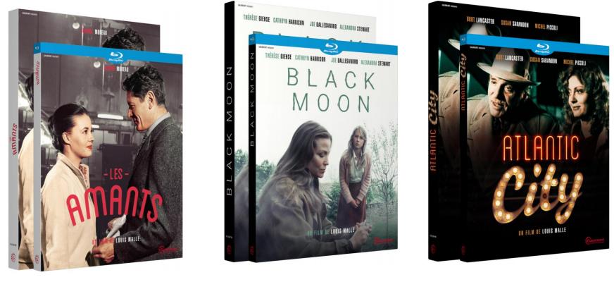 [Sortie dvd] Trois films de Louis Malle à nouveau en dvd