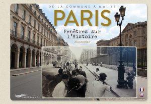 Des fenêtres sur l'Histoire de Paris, par Julien Knez