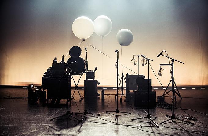Thom Luz, formidable découverte d'un artiste-musicien à l'univers anomalistique