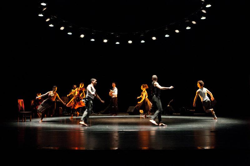 Fica no singelo : l'évidence de la danse traditionnelle selon Clara Andermatt