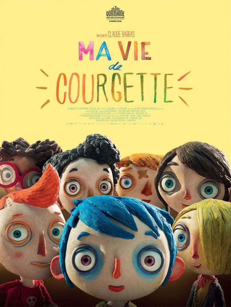 [Cannes 2016, Quinzaine] «Ma vie de Courgette », un film d'animation bouleversant