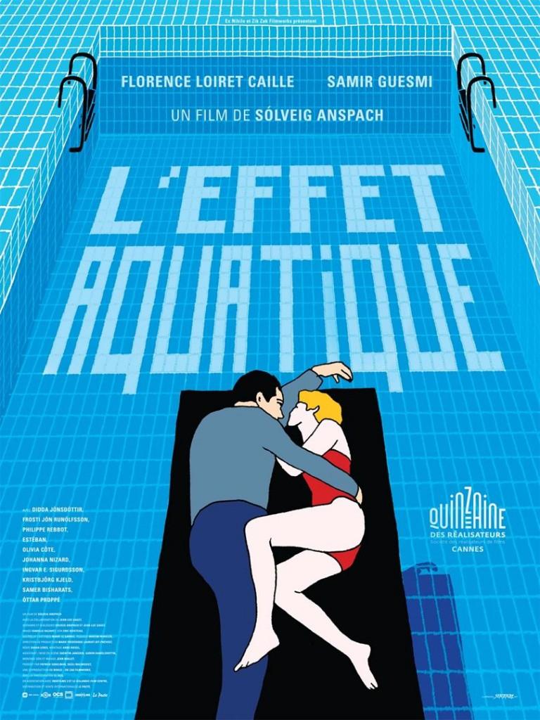 [Cannes 2016, Quinzaine] «L'effet aquatique», surprenante comédie dramatique de Solveig Anspach