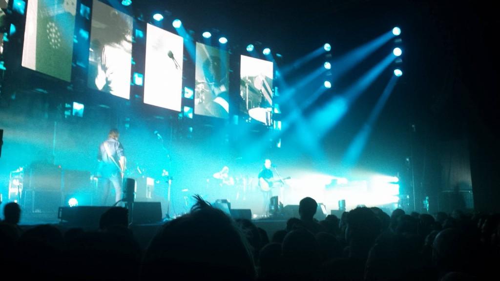 [Live report] Radiohead de retour, au Zénith de Paris