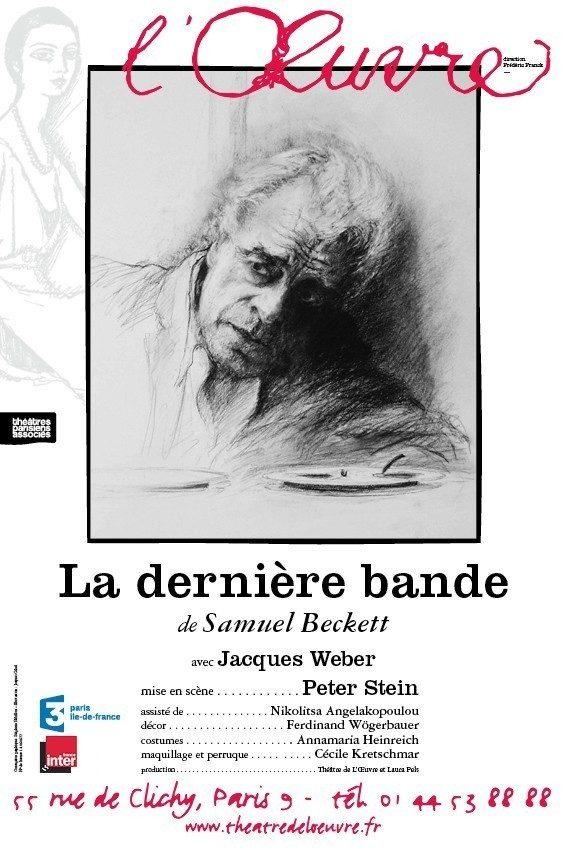 Du très grand Weber pour le grand Beckett au Théâtre de l'Oeuvre