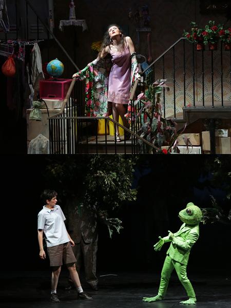 L'Heure espagnole – L'Enfant et les sortilèges à la Scala de Milan : Ah! la formidable aventure!