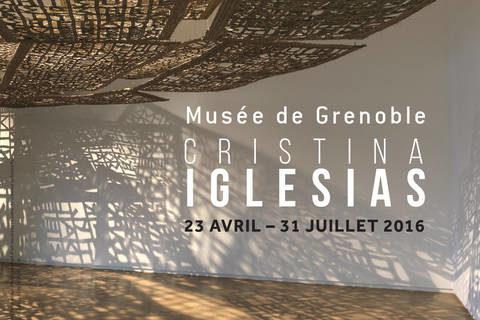Cristina Iglesias au musée de Grenoble : l'art contemporain qui bruisse et coule