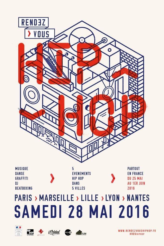 Nouvel événement national dédié à l'univers Hip Hop