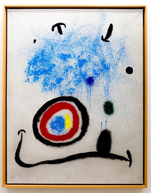 Les oeuvres de Joan Miro, mises aux enchères par son petit fils