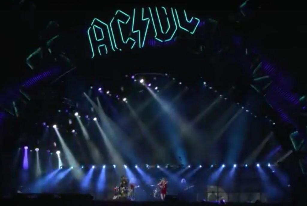 Axl Rose à l'unisson avec AC/DC à Lisbonne
