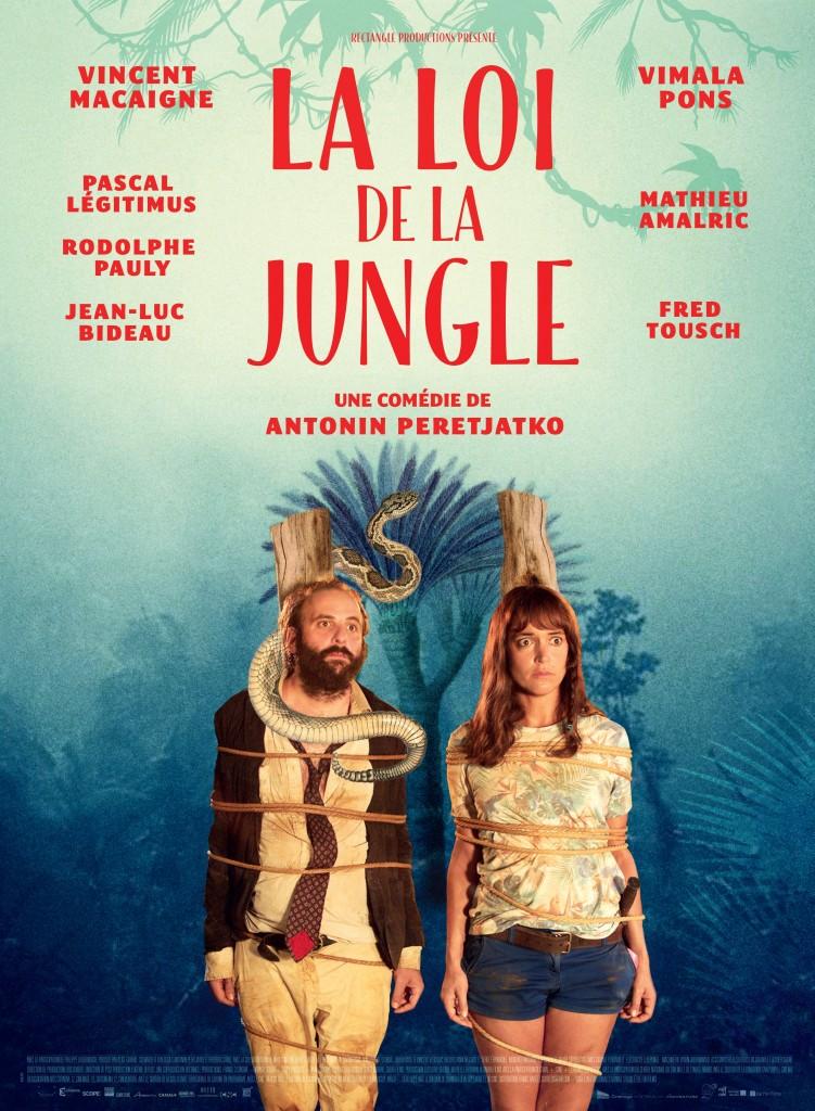 Gagnez 10×2 places pour le film «La loi de la jungle» de Antonin Peretjatko