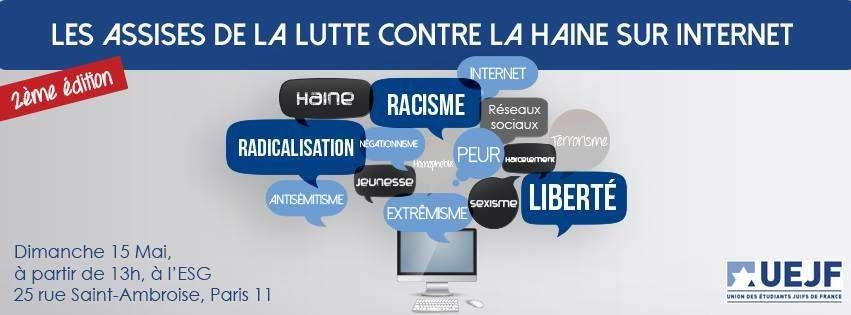 Les réseaux sociaux, triste vecteurs de haine.