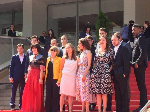 La mode à Cannes: quand les réseaux sociaux redonnent espoir
