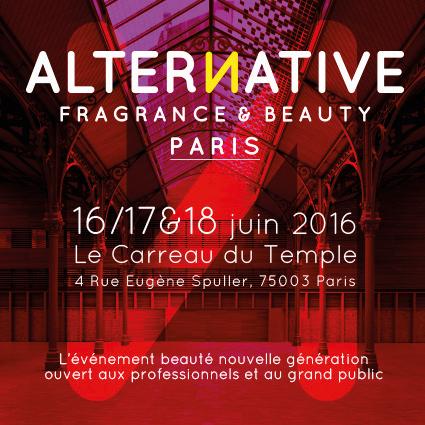 Interview de Claudia Bonfiglioli Directrice Internationale du Salon Alternative Fragrance & Beauty qui aura lieu du 16 au 18 juin au Carreau du Temple de Paris