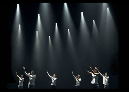 [Danse] Hofesh Shechter au Théâtre de la Ville: ces Barbares nommés Désir